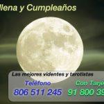¿Qué pasa si mi cumpleaños hay Luna Llena?