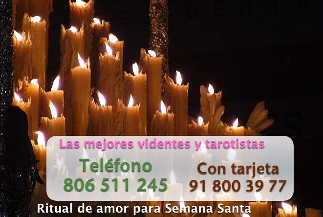 Ritual de amor para Semana Santa