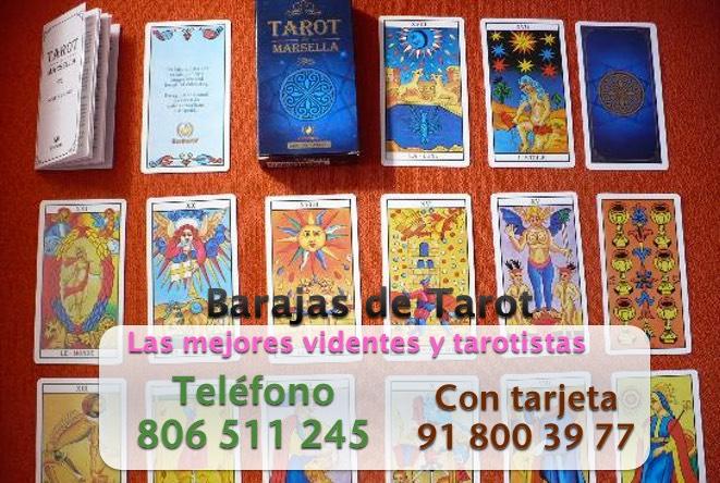 barajas de tarot